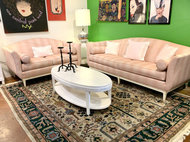 Ethan Allen Sofa and Loveseat