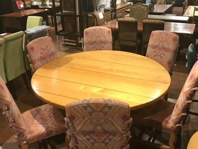 Drexel Heritage Table with 6 Chairs