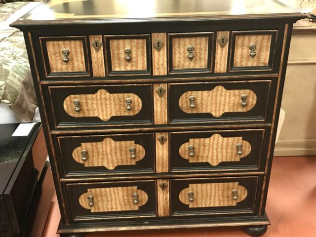 Drexel Heritage Painted Chest
