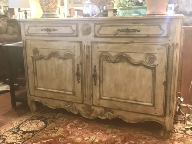 Ladlows Painted Buffet
