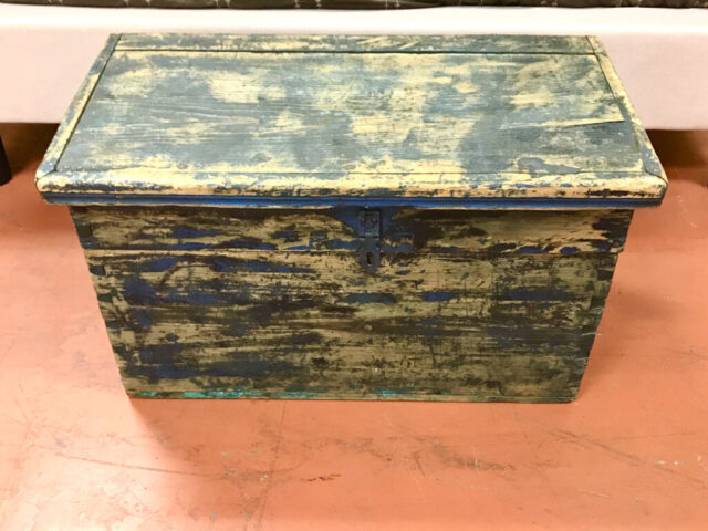 Shabby Chic Trunk
