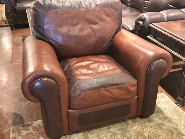 Legacy Leather Chair