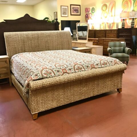 Seagrass King Bed