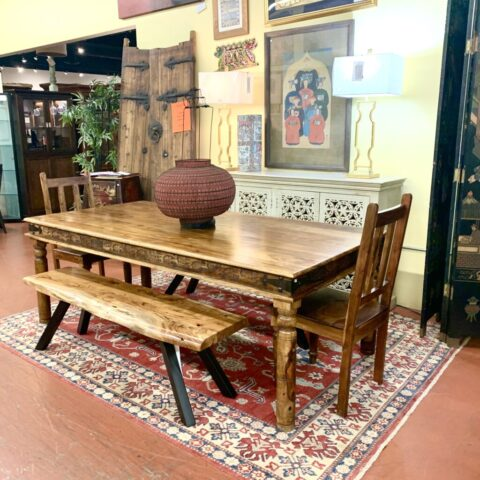 African Sumac Table