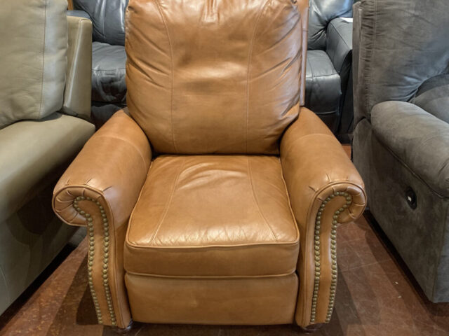Barca Lounger Leather Recliner
